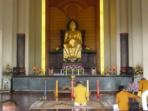 Maggha-Puja di Vihara Watu Gong