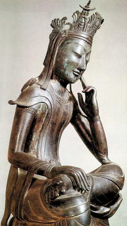 The Next Future Buddha ~ Boddhisatta Ajita Metteya