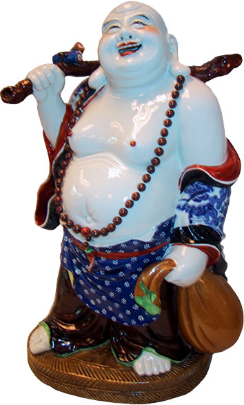 VERSI TIONGKOK : Pu Tai He Sang ~ Maitreya ? BENARKAH ???