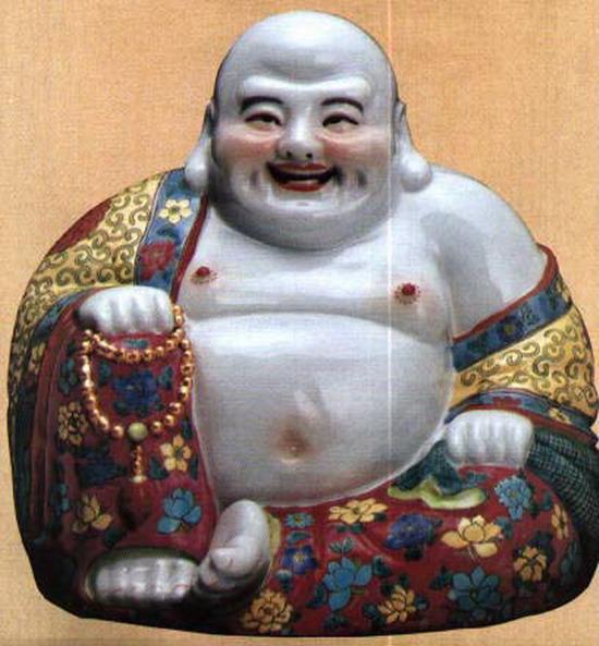 "Pu Tai He Sang ; Sekte Maitreya Abad X menjulukinya sebagai ""BUDDHA-KETAWA"", ""BUDDHA-MI LE"", ""JU LAI FO"" ( Buddha yang akan datang ) ; BENARKAH ?? ( Kontroversial )"
