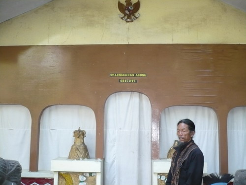 Pak Marji-Sang Juru Kunci
