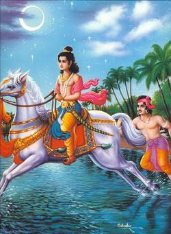 Boddhisatta, Channa si Kusir, dan Kuda Khantaka