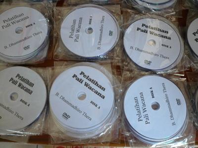 CD Pelatihan Palivacana