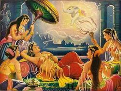 Mimpi ratu Mahamaya