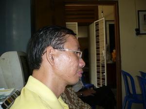 Romo Vijayo PC Magabudhi Vihara Tanah Putih Semarang